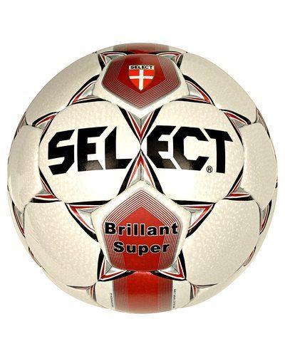 Select Select Brillant Super DBU fotboll. Fotbollstillbehörena håller hög kvalitet.