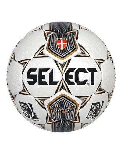 Select Brillant Super DBU fotboll från Select, Fotbollstillbehör bollar