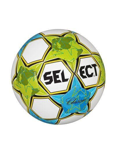 Select Select Classic fotboll. Fotbollstillbehörena håller hög kvalitet.