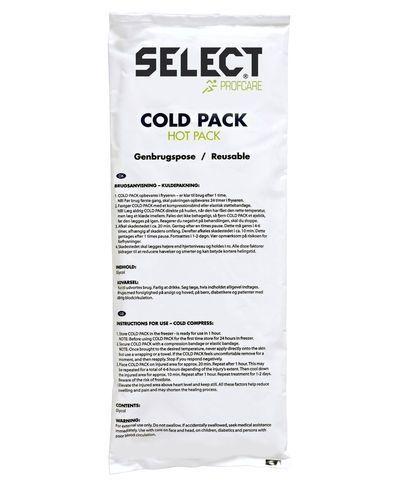 Select icepack, återvinning från Select, Sportskydd