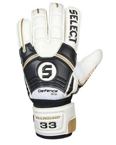 Select Select målvakt handskar 33. Fotbollstillbehörena håller hög kvalitet.