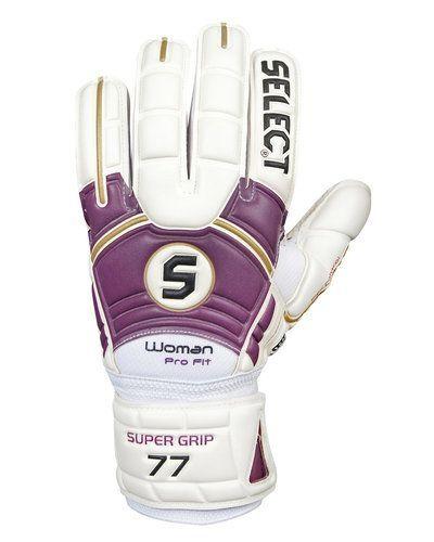 Select Select målvakt handskar77 Women. Fotbollstillbehörena håller hög kvalitet.