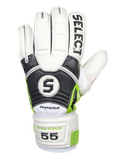Select Select målvakt handske 55. Fotbollstillbehörena håller hög kvalitet.