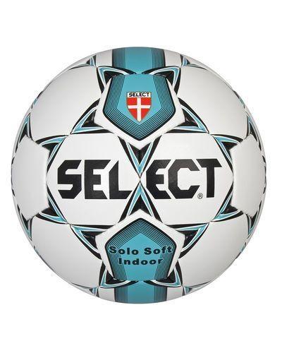 Select Solo Soft Indoor fotboll från Select, Fotbollstillbehör bollar