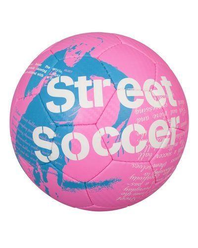 Select Select Street Soccer. Fotbollstillbehörena håller hög kvalitet.