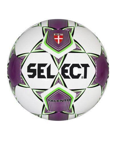 Select Select Talento fotboll. Fotbollstillbehörena håller hög kvalitet.