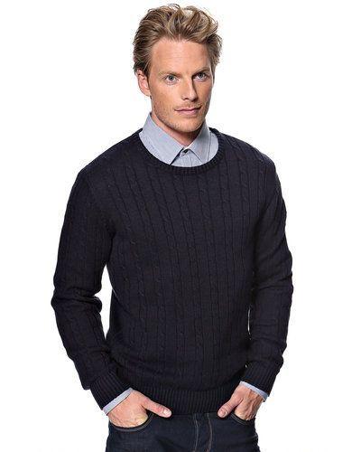 Selected 'Cable' stickad tröja från Selected, Mössor