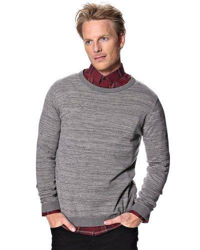 Selected 'Larry' stickad tröja - Selected - Mössor
