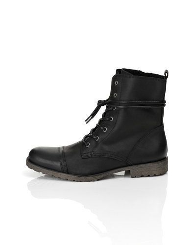 Selected Selected leather hi