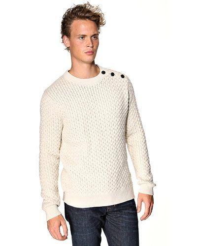 Selected 'Maximilian' stickad tröja - Selected - Mössor