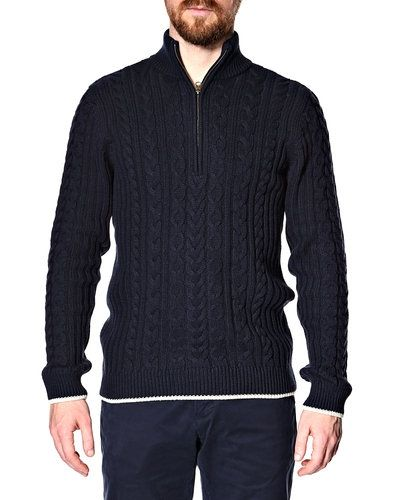 Selected 'Ronni' stickad tröja från Selected, Mössor