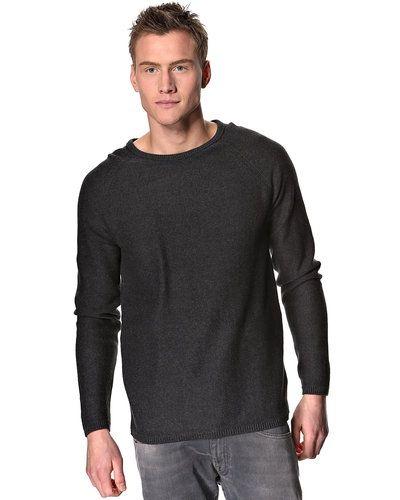 Selected Selected 'Vince' stickad tröja. Huvudbonader håller hög kvalitet.