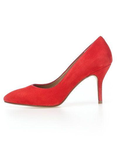 Till dam från Shoe Biz, en röd stilettklack.