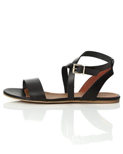läder sandaler dam