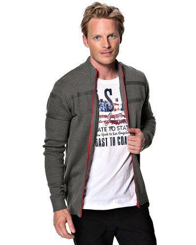 Solid 'Biton' tröja m/zip från Solid, Mössor