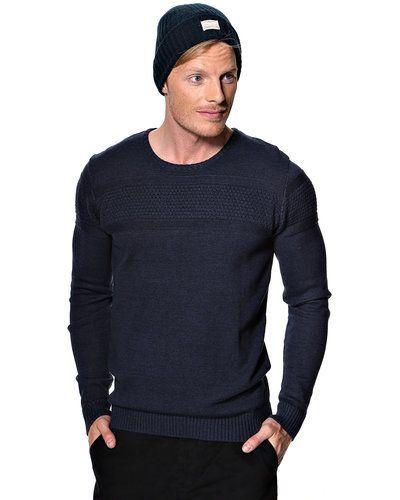 Mössa Solid 'Black' stickad tröja från Solid