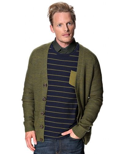 Solid 'Dallas' cardigan från Solid, Mössor