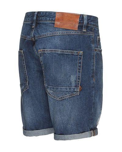 Solid denim shorts Solid shorts till herr.