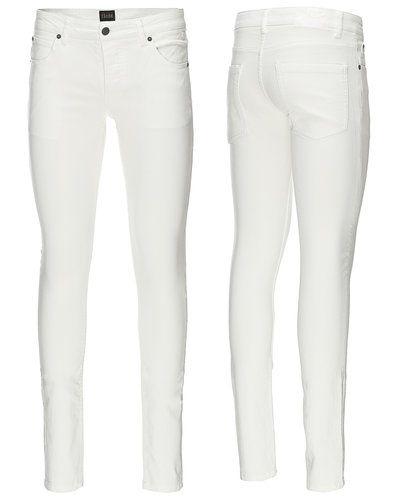 Solid 'Dexter' jeans Solid slim fit jeans till unisex.