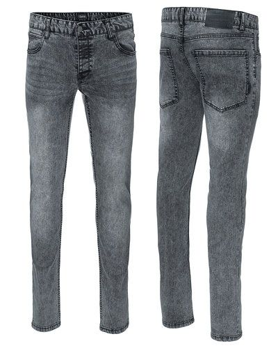 Slim fit jeans från Solid till herr.