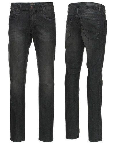 Till herr från Solid, en grå blandade jeans.