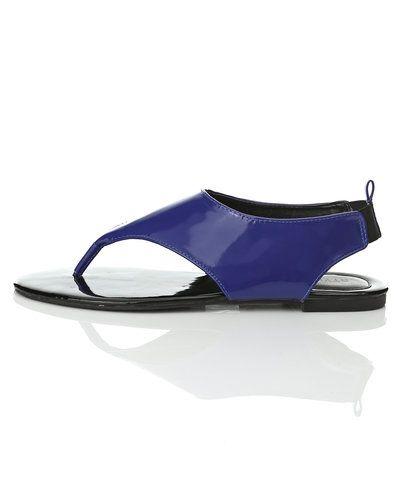 Till dam från STYLEPIT, en blå sandal.