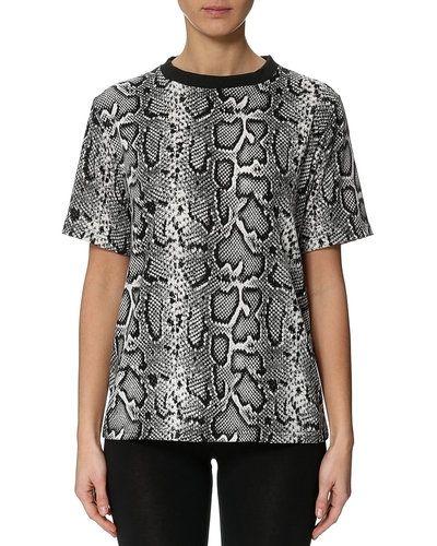 STYLEPIT 'White Snake' T-shirt STYLEPIT t-shirts till unisex/Ospec..
