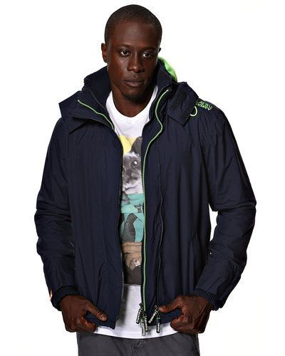 Superdry Superdry 'Hooded Arctic Pop' vinterjacka