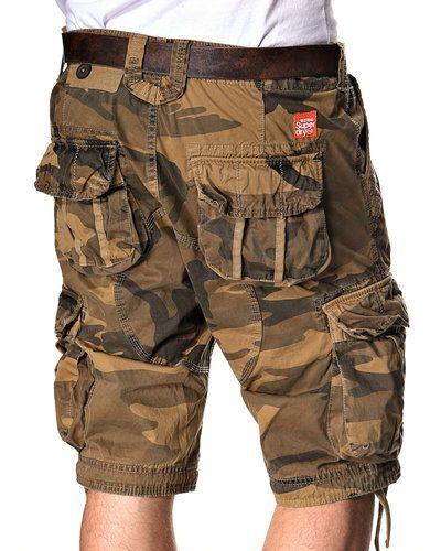 camo shorts herr