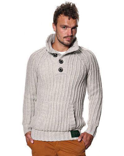 Superdry 'New Trident Henley' stickad tröja från Superdry, Mössor