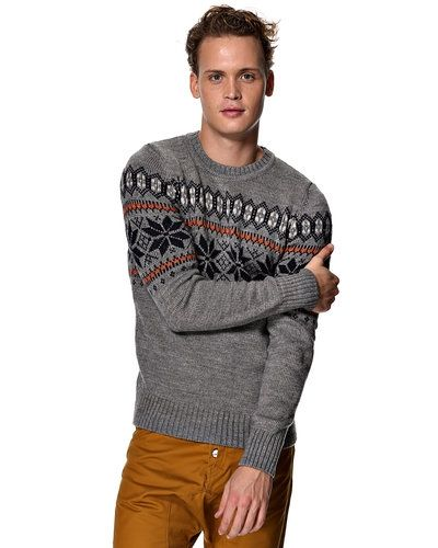 Superdry 'Whistler Fairisle' striktrøje från Superdry, Mössor