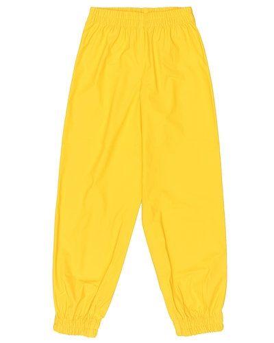 Till tjej från SWAYS, en gul byxa.