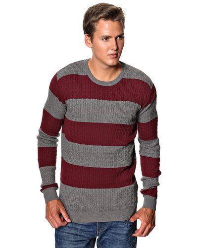 Tailored by Solid 'Ascot' stickad tröja från Solid, Mössor