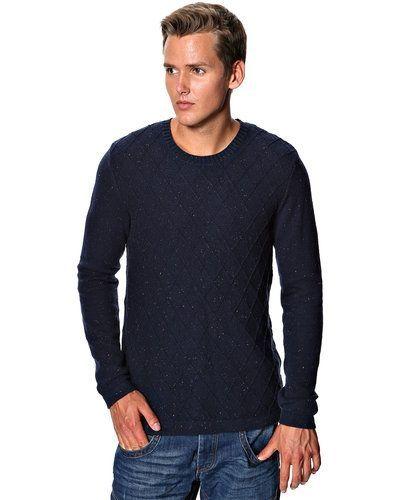 Tailored by Solid 'Bexley' stickad tröja från Solid, Mössor