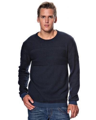Tailored by Solid 'Cardrona' stickad tröja från Solid, Mössor