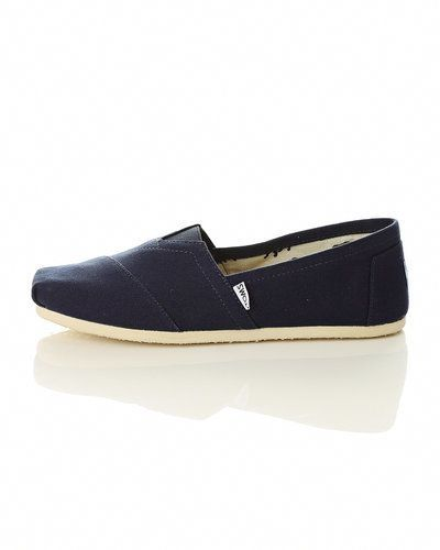 Till herr från TOMS, en blå loafers.