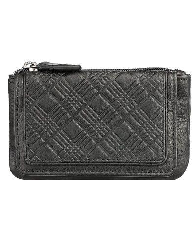 Till dam från Treats, en plånbok.