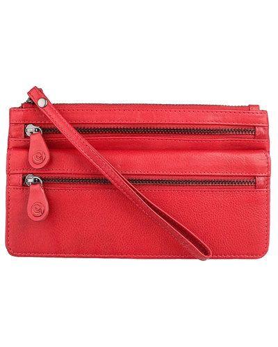 Till dam från Treats, en röd plånbok.