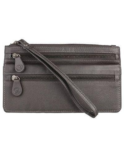 Till dam från Treats, en brun plånbok.
