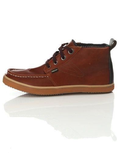 Till herr från Tretorn, en brun sneakers.