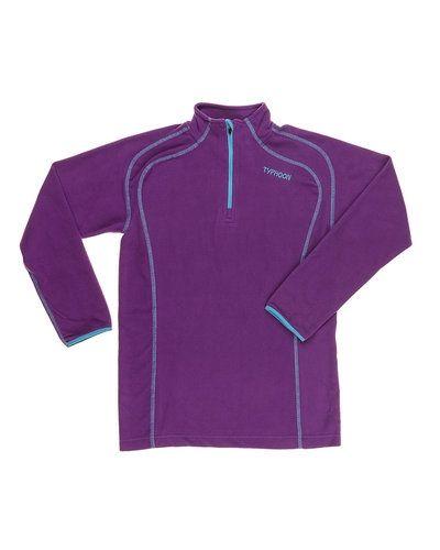 Lila sweatshirts från Typhoon till unisex/Ospec..