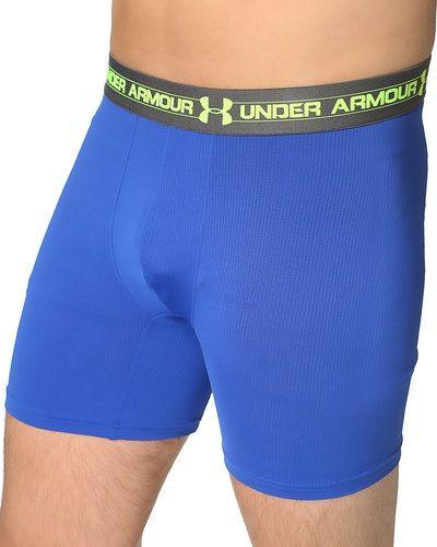 Blå boxerkalsong från Under Armour till herr.