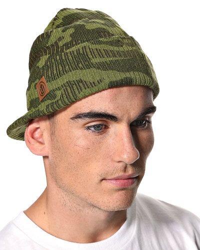 UpFront Upfront stickad cap