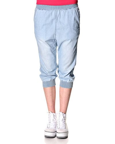 Grå jeansshorts från Vero Moda till tjejer.