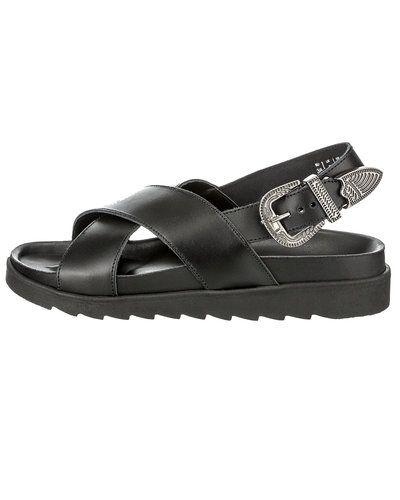 Svart sandal från Vero Moda till dam.