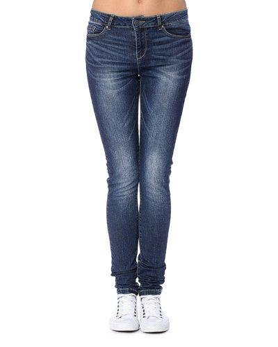 Blå blandade jeans från Vero Moda till dam.