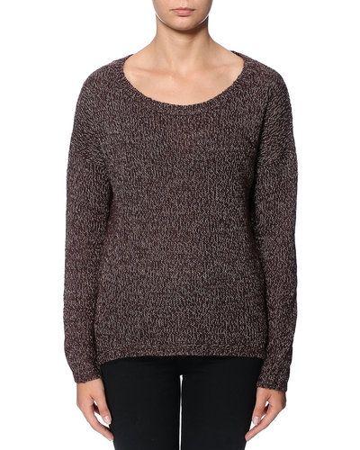 brun tröja dam