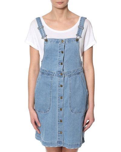 VILA jeansklänning till tjejer.