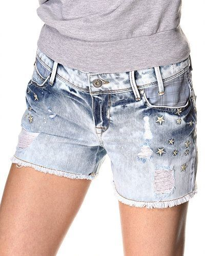Vila shorts VILA jeansshorts till tjejer.