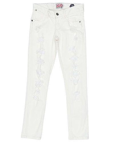 Till barn från Vingino, en vit blandade jeans.